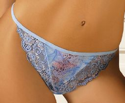 Szeherezada Embroidered String by Konrad Lingerie